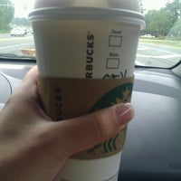 Photo taken at Starbucks by Heather D. on 8/24/2012