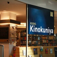Photo taken at Kinokuniya Bookstore by Lucky Magazine on 12/9/2011