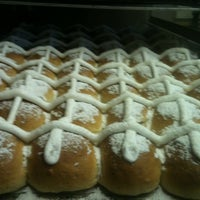 Photo taken at Schneider's Bakery by Jason L. on 3/11/2011