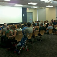 Photo taken at Iowa City Public Library by Chris M. on 8/13/2011