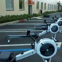 Photo taken at Box Fit Paramus by Andrew M. on 8/29/2011