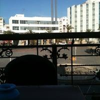 Photo taken at Cafe la Tour de Babel by Saâd B. on 3/2/2012