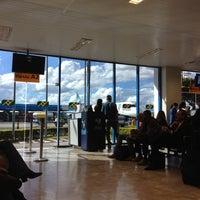 Photo taken at Terminal 2 by Thiago G. on 5/23/2012