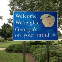 Photo taken at Georgia Welcome Center by Andrew S. on 8/15/2012