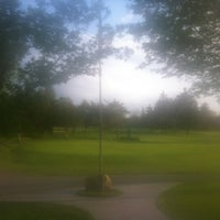 Photo taken at Clifton Springs Country Club by Ryan W. on 5/4/2012
