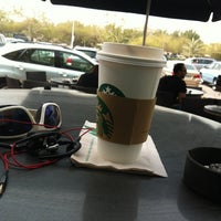 Photo taken at Starbucks by Ali A. on 3/14/2012