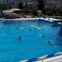 7/28/2012 tarihinde Tasdemir A.ziyaretçi tarafından Narlıdere Yüzme Havuzu'de çekilen fotoğraf