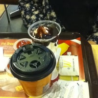 Photo taken at McDonald's by Xhah I. on 1/18/2012