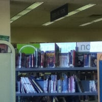 Photo taken at Barrington Area Library by Grace N. on 10/8/2011