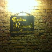 Foto scattata a Rimante da Silvia G. il 4/28/2012