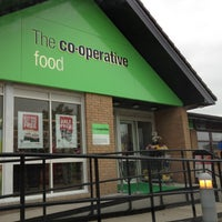 Photo taken at The Co-operative Food by Rebecca B. on 3/10/2012