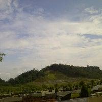 Photo taken at Nirvana Memorial Park Kuching by Mavis O. on 1/20/2012