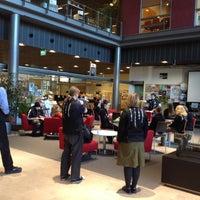 Photo taken at Sellon kirjasto by Jaakko S. on 3/14/2012
