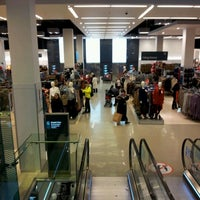 Photo taken at Primark by Liam B. on 12/28/2011