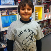 Photo taken at The LEGO Store by Rosicella J. on 9/20/2011
