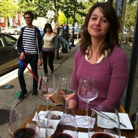 Photo taken at 13.5% Wine Bar by James B. on 4/29/2012