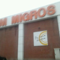Photo taken at Migros by Ömer Hakan B. on 11/16/2011