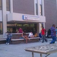 Photo taken at GSU - Langdale Hall by Steven (Sanchez) on 8/23/2011