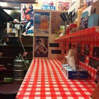 Photo taken at スパゲッティーのパンチョ 神田店 by tetsuya on 1/7/2012