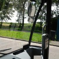 Photo taken at Bushalte De Geer by Hans v. on 6/23/2012