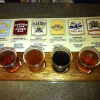 Photo taken at Carolina Brewery by Griffith K. on 8/23/2011