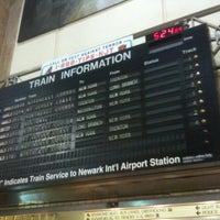 Photo taken at Newark Penn Station by Nick A. on 8/20/2012