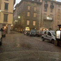Photo taken at Via Colleoni by Anna S. on 7/25/2012