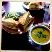 Photo taken at Brickhouse Cafe by Bradley M. on 4/10/2012