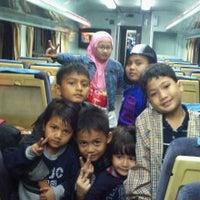 Photo taken at terowong kereta api kuala lumpur by Shamsol I. on 12/25/2011