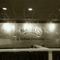 Photo taken at McAlister's Deli by Alexis A. on 4/22/2011