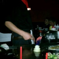 Снимок сделан в Kyoto Japanese Restaurant пользователем Regina M. 11/19/2011