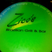 Photo taken at Zico's Brazillan Grill & Bar by Coco B. on 10/28/2011