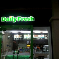 Photo taken at Daily Fresh by Azraie M. on 6/15/2012