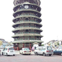 Photo taken at Leaning Tower by amirul h. on 7/19/2012