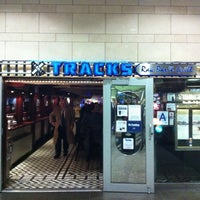 Photo taken at Tracks Raw Bar & Grill by Christian R. on 1/31/2012