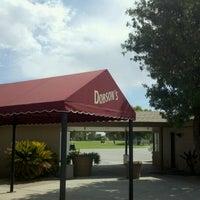 Photo taken at Dobson's Restaurant by Nikki M. on 9/24/2011