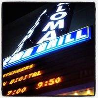 Photo taken at Aloma Cinema Grill by Jonathan S. on 5/13/2012