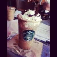 Photo taken at Starbucks by Farah diyana on 1/13/2012