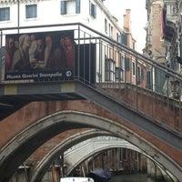 Photo taken at Fondazione Querini Stampalia by Nicholas-Gaga Z. on 6/4/2012