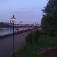 Photo taken at Battersea Park by Sander N. on 9/10/2011