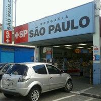 Photo taken at Drogaria São Paulo by Aline O. on 1/29/2012