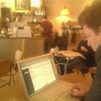 Photo taken at The Shrewsbury Coffeehouse by James W. on 10/28/2011