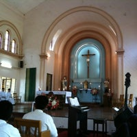 Photo taken at St. Xavier of Assissi Seminary by Juneeric G. on 9/4/2011