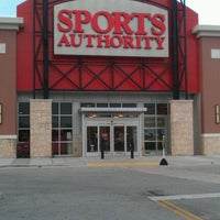 Photo taken at Sports Authority by Marcelle A. on 1/28/2012