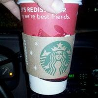 Photo taken at Starbucks by Tiffiny M. on 11/4/2011