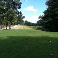 Photo taken at Cherokee Run Golf Club by Brandon A. on 9/26/2011