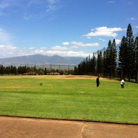 Photo taken at Pukalani Country Club by ALOHAHOLIC on 6/7/2012