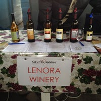 Photo taken at Lenora Winery by Michele S. on 3/18/2012