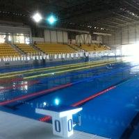 7/20/2011にErkan M.がİTÜ Olimpik Yüzme Havuzuで撮った写真