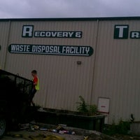 Photo taken at Material Recovery and Transfer by Jay C. on 5/31/2012